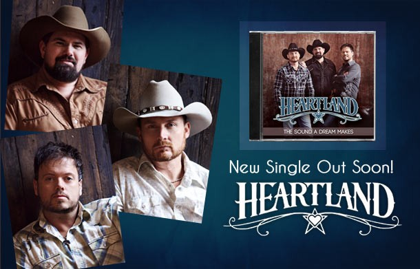 News | The Offical Heartland Website | Country Music Band